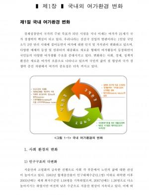 2008 여가백서