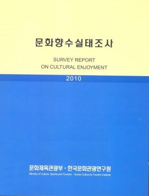 2010 문화향수실태조사